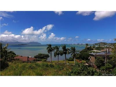 Kaneohe Residential Lots & Land In Escrow Showing: 44-596 Kaneohe Bay Drive