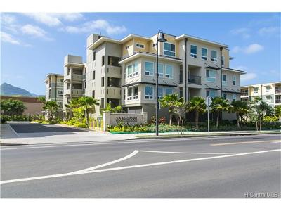 Condo/Townhouse For Sale: 497 Kailua Road #2307
