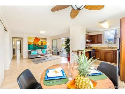 Hawaii County, Honolulu County Condo/Townhouse For Sale: 2355 Ala Wai Boulevard #206