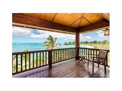 Waialua Single Family Home For Sale: 674a Kahaone Place #2