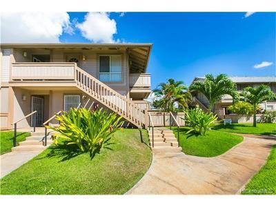 Ewa Beach Condo/Townhouse For Sale: 91-1140 Mikohu Street #32S