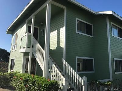 Mililani Condo/Townhouse For Sale: 94-719 Meheula Parkway #1A