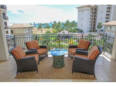 Condo/Townhouse For Sale: 92-104 Waialii Place #O-504