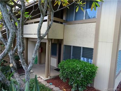 Condo/Townhouse In Escrow Showing: 595 Hahaione Street #A104