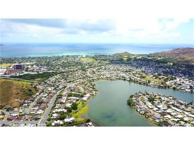 Kailua Single Family Home For Sale: 1209 Akipohe Place