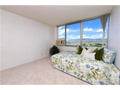 Pearl City Condo/Townhouse In Escrow Showing: 1060 Kamehameha Highway #1808B