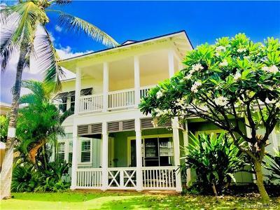 kapolei Condo/Townhouse For Sale: 92-1172 Olani Street #51-3
