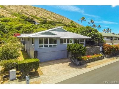 Single Family Home For Sale: 347 Poipu Drive