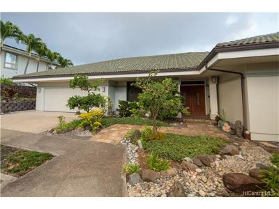 Single Family Home For Sale: 1007 Hanohano Way