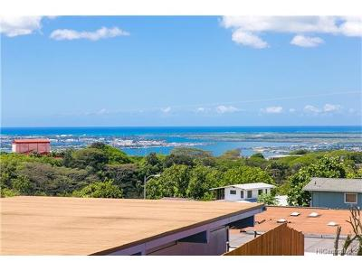 Pearl City Single Family Home In Escrow Showing: 2309 Ahaiki Street