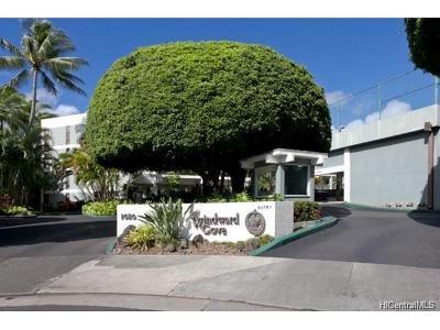 Kailua Condo/Townhouse For Sale: 1020 Aoloa Place #303B