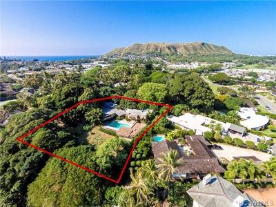 Hawaii County, Honolulu County Single Family Home For Sale: 4341 Panini Loop