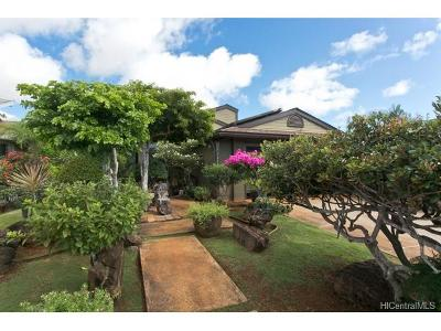Waipahu Single Family Home For Sale: 94-1057 Kaaholo Street