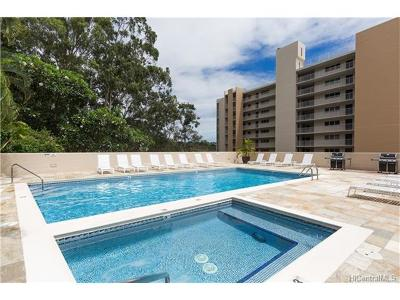 Condo/Townhouse In Escrow Showing: 98-703 Iho Place #1-401