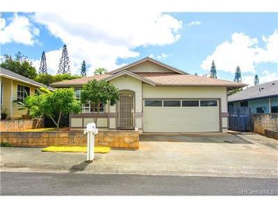 Mililani Single Family Home For Sale: 95-211 Hoailona Place