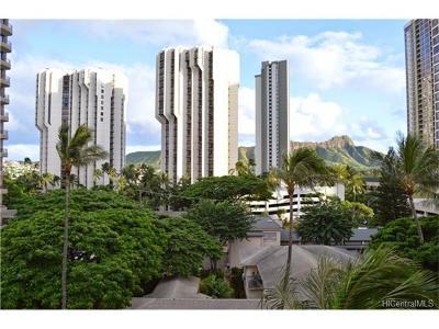 Honolulu Condo/Townhouse For Sale: 250 Ohua Avenue #6D