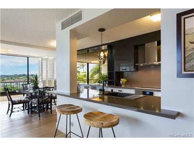 Hawaii County, Honolulu County Condo/Townhouse For Sale: 4340 Pahoa Avenue #4B