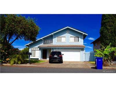 kapolei Single Family Home For Sale: 92-114 Amaui Place