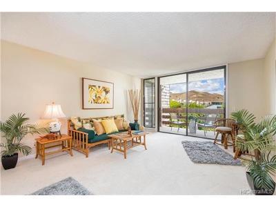 Kailua Condo/Townhouse For Sale: 1015 Aoloa Place #356