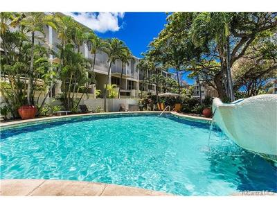Honolulu Condo/Townhouse For Sale: 3030 Pualei Circle #114