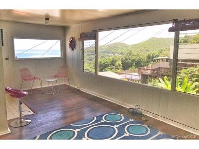 Kaneohe Multi Family Home In Escrow Showing: 47-328a Mawaena Street