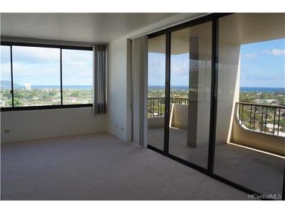 Hawaii County, Honolulu County Rental For Rent: 4340 Pahoa Avenue #11B