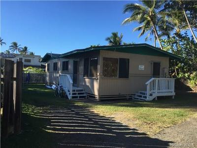 Laie Multi Family Home In Escrow Showing: 55-543 Kamehameha Highway