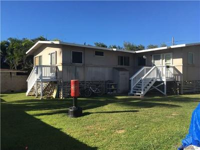 Multi Family Home For Sale: 55-680 Kamehameha Highway