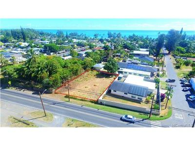 Honolulu County Residential Lots & Land In Escrow Showing: 41-875 Kalanianaole Highway