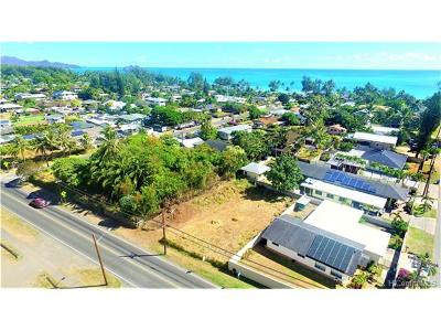 Waimanalo Single Family Home For Sale: 41-875 Kalanianaole Highway