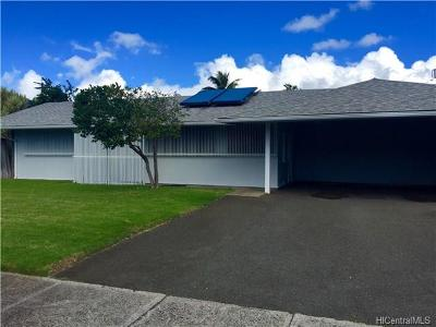 Hawaii County, Honolulu County Rental For Rent: 1029 Noio Street