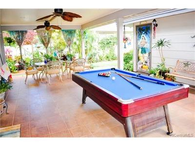 Ewa Beach HI Single Family Home In Escrow Showing: $700,000