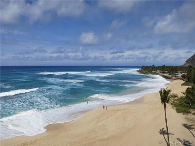 Waianae Condo/Townhouse For Sale: 84-965 Farrington Highway #A709