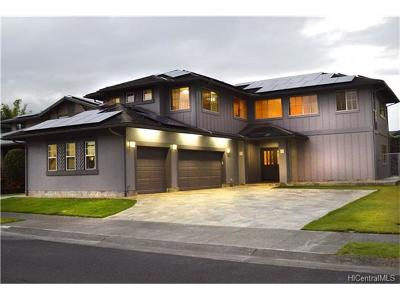 Mililani Single Family Home For Sale: 95-218 Hoahiahi Place