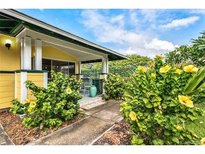 Kailua Single Family Home For Sale: 75-202 Malulani Drive