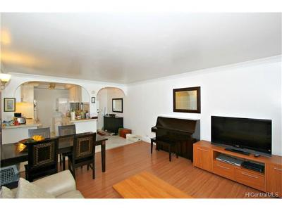 Aiea Condo/Townhouse In Escrow Showing: 98-1042 Moanalua Road #2-203
