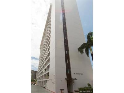 Honolulu HI Condo/Townhouse For Sale: $155,400