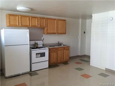 Honolulu County Rental For Rent: 744 Kaipuu Street