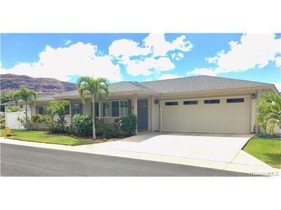 Single Family Home For Sale: 84-575 Kili Drive #62