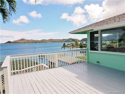 Kaneohe Single Family Home For Sale: 45-029 Lilipuna Road #1