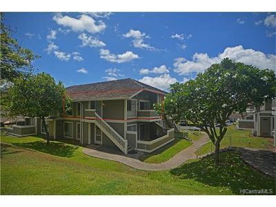 Waipahu Condo/Townhouse For Sale: 94-1348 Kulewa Loop #R