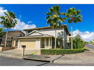 Mililani Single Family Home For Sale: 95-230 Puakai Place #83