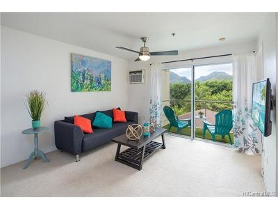 Condo/Townhouse In Escrow Showing: 711 Wailepo Place #202