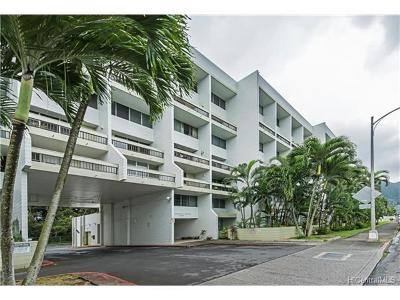 Condo/Townhouse In Escrow Showing: 46-270 Kahuhipa Street #A407