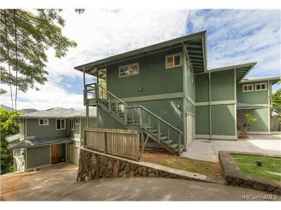 Kaneohe Multi Family Home For Sale: 47-431 Kamehameha Highway #1 & 2