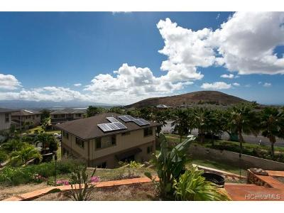 kapolei Single Family Home In Escrow Showing: 92-1354 Punawainui Street