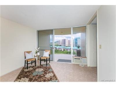 Honolulu Condo/Townhouse For Sale: 2920 Ala Ilima Street #903