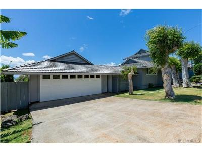 Aiea Single Family Home For Sale: 99-039 Lohea Place #C