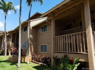 Pearl City Condo/Townhouse For Sale: 98-1372 Koaheahe Place #178