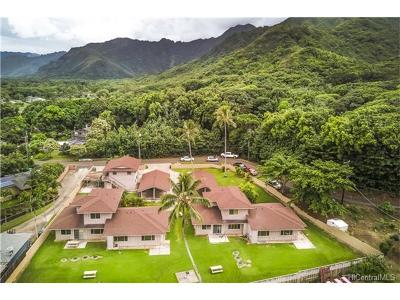 Hauula Single Family Home For Sale: 54-83a Hauula Hmstd Road